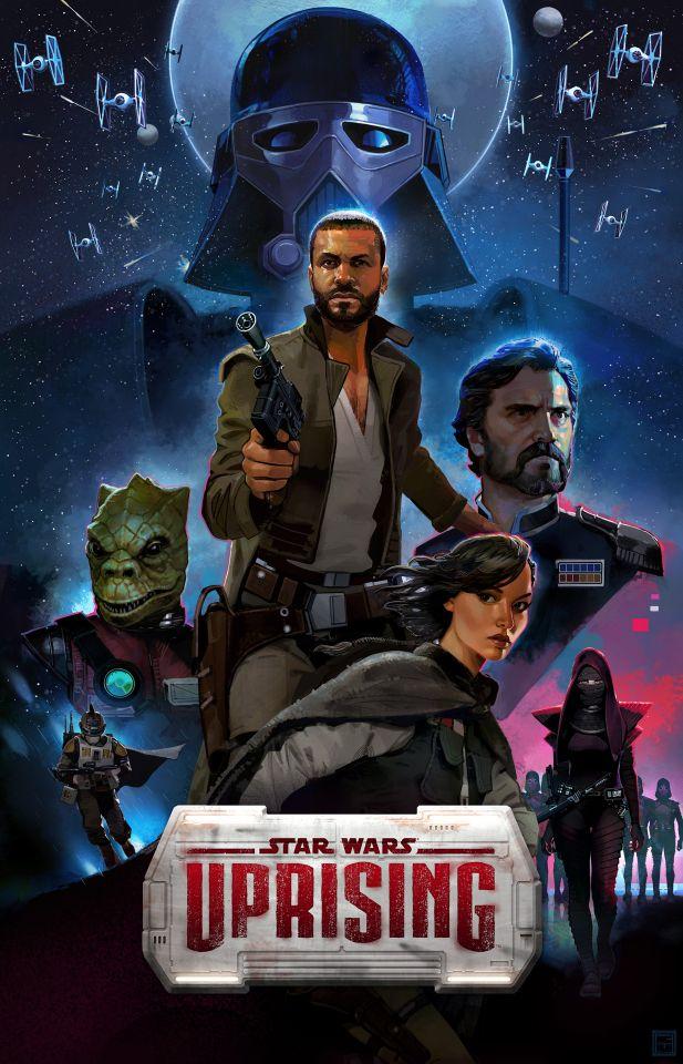 Star Wars: Uprising - Artworks - Bild 1