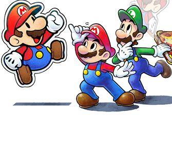 Mario & Luigi: Paper Jam Bros. - Test