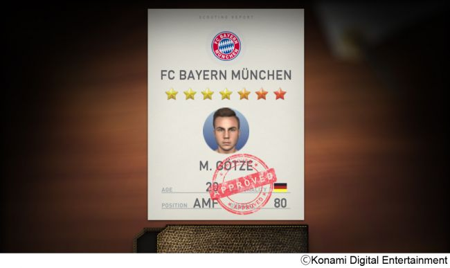 PES Club Manager - Screenshots - Bild 4