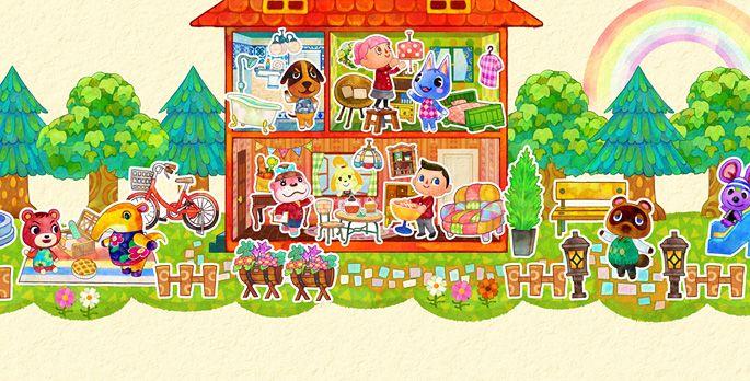 Animal Crossing: Happy Home Designer - Test