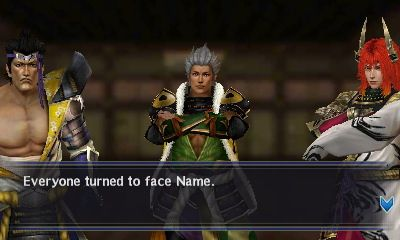 Samurai Warriors Chronicles 3 - Screenshots - Bild 27