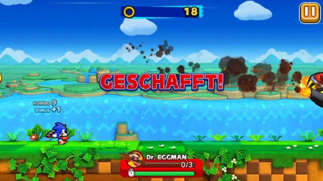 Sonic Runners - Screenshots - Bild 6