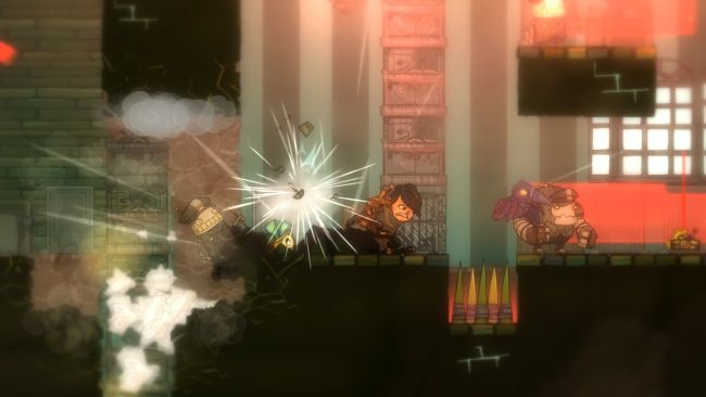 The Swindle - Screenshots - Bild 5