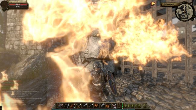 Gloria Victis - Screenshots - Bild 5