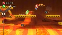 Yoshi's Woolly World - Screenshots - Bild 4