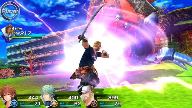 Chaos Rings III - Screenshots - Bild 8