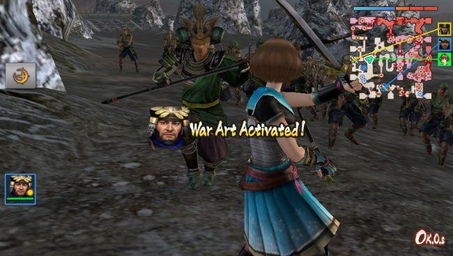Samurai Warriors Chronicles 3 - Screenshots - Bild 13