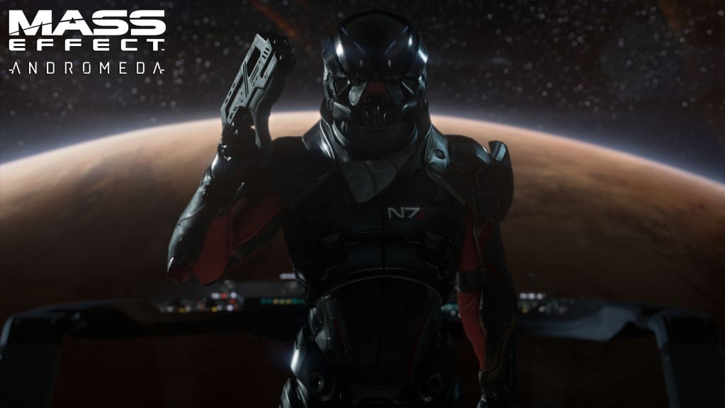 Mass Effect Andromeda Reveal-Trailer