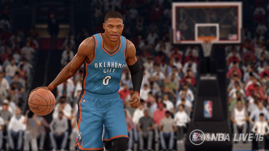NBA Live 16: Landet in Kürze bei EA Access - News von Gameswelt