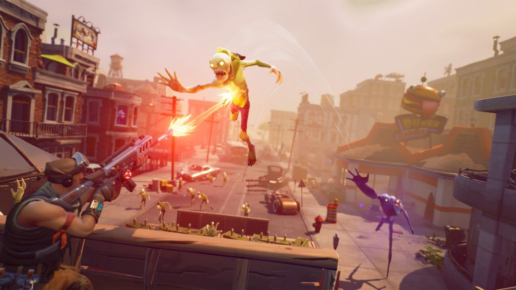 Fortnite: Release-Termin der Early-Access-Version bestätigt