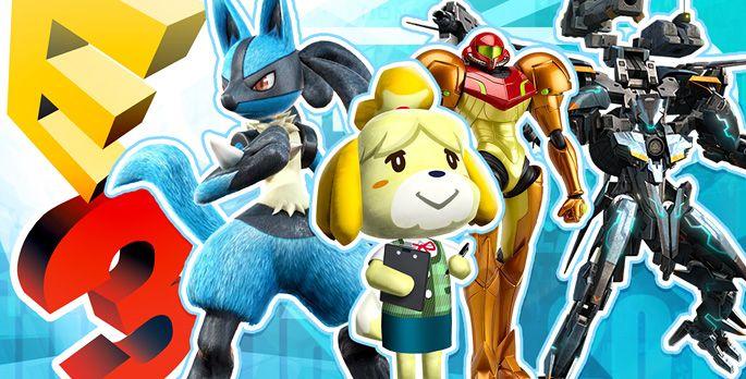 Nintendo auf der E3 2015 - Special