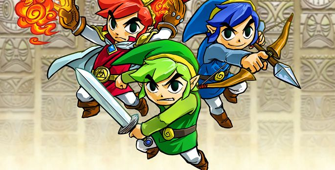The Legend of Zelda: Tri Force Heroes - Komplettlösung