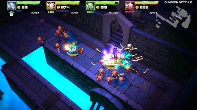 Super Dungeon Bros. - Screenshots - Bild 8