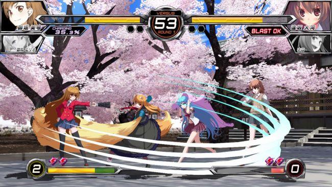 Dengeki Bunko: Fighting Climax - Screenshots - Bild 5