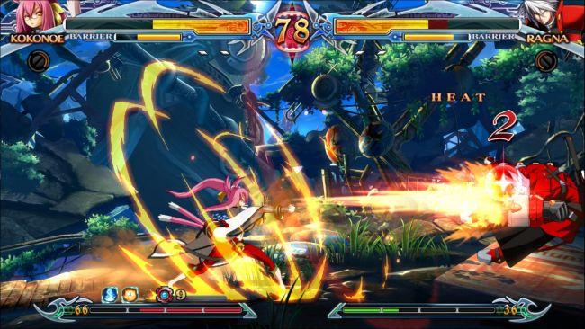 BlazBlue: Chrono Phantasma Extend - Screenshots - Bild 3