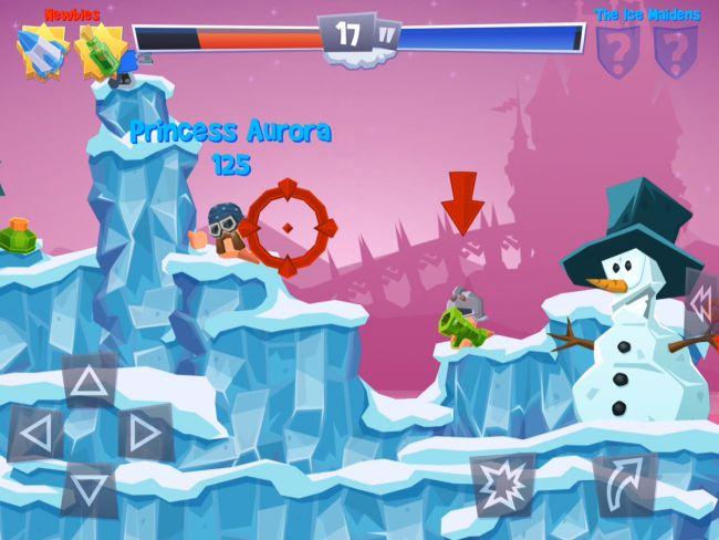 Worms 4 - Screenshots - Bild 3