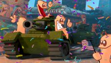 Worms WMD - Screenshots