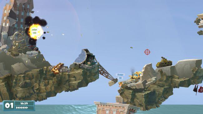 Worms WMD - Screenshots - Bild 6