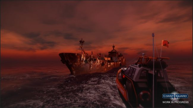 Coast Guard - Screenshots - Bild 5