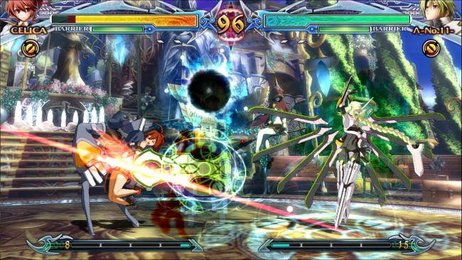 BlazBlue: Chrono Phantasma Extend - Screenshots - Bild 2