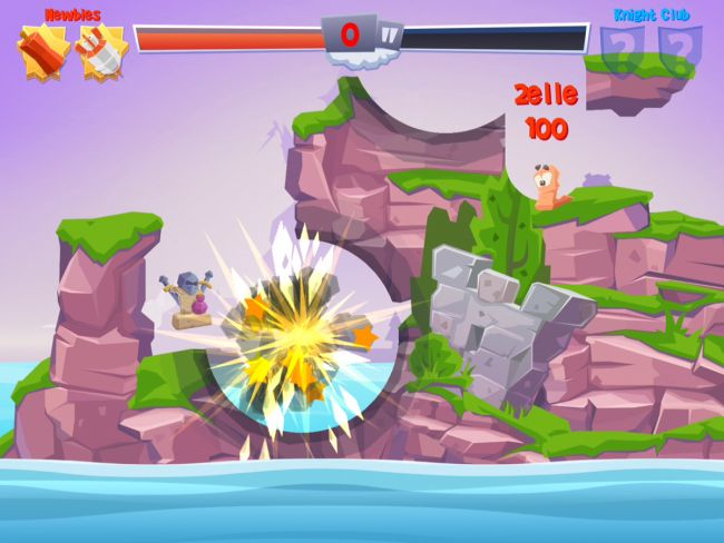 Worms 4 - Screenshots - Bild 1