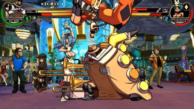 Skullgirls: 2nd Encore - Screenshots - Bild 11