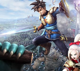 Dragon Quest Heroes - Preview
