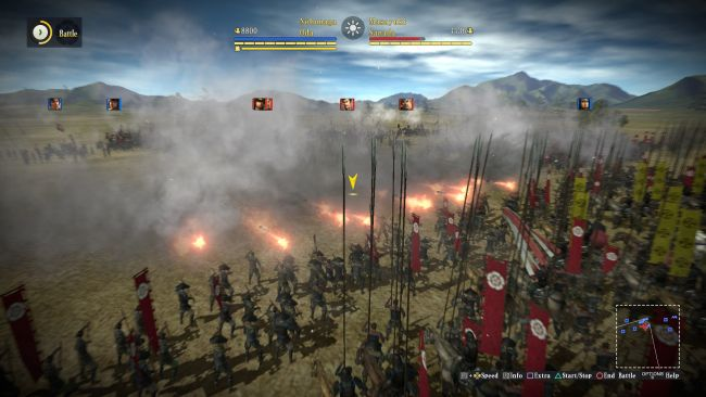 Nobunaga's Ambition: Sphere of Influence - Screenshots - Bild 18