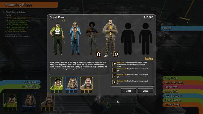 Crookz: Der große Coup - Screenshots - Bild 3