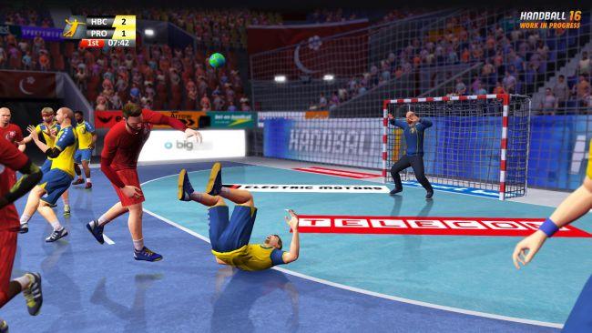 Handball 16 - Screenshots - Bild 2