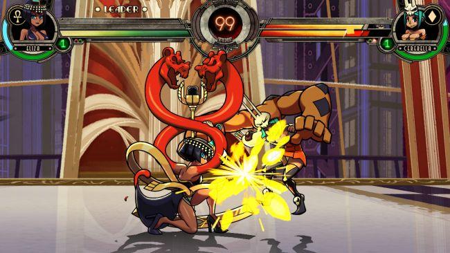 Skullgirls: 2nd Encore - Screenshots - Bild 26