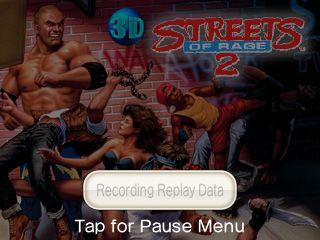 3D Streets of Rage 2 - Screenshots - Bild 8