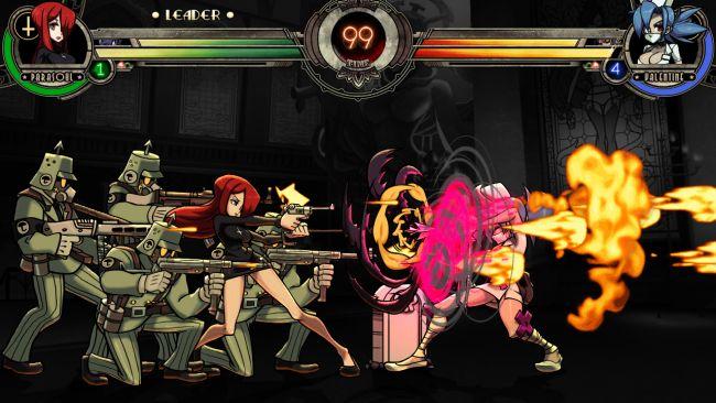 Skullgirls: 2nd Encore - Screenshots - Bild 12