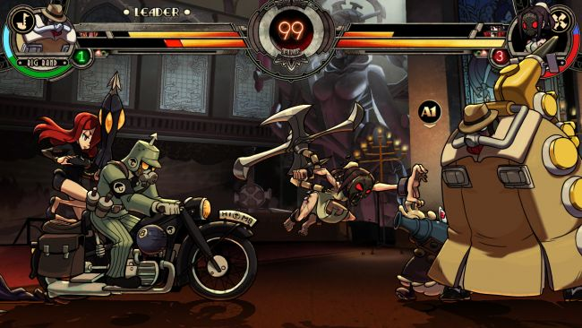 Skullgirls: 2nd Encore - Screenshots - Bild 17