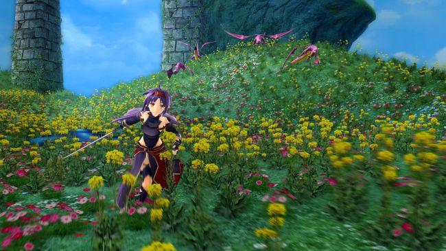 Sword Art Online: Lost Song - Screenshots - Bild 8