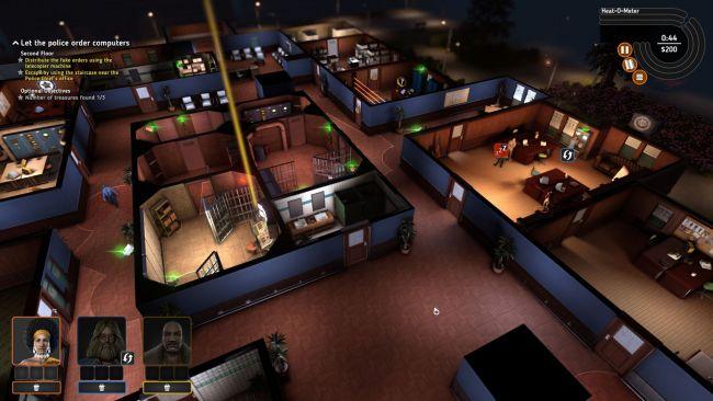 Crookz: Der große Coup - Screenshots - Bild 6