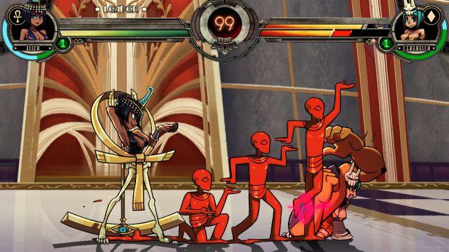 Skullgirls: 2nd Encore - Screenshots - Bild 3
