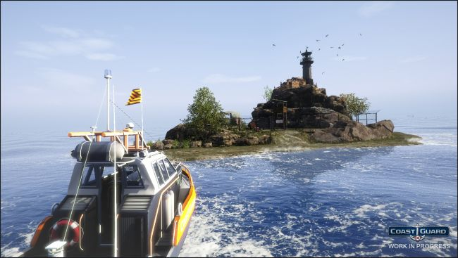 Coast Guard - Screenshots - Bild 1