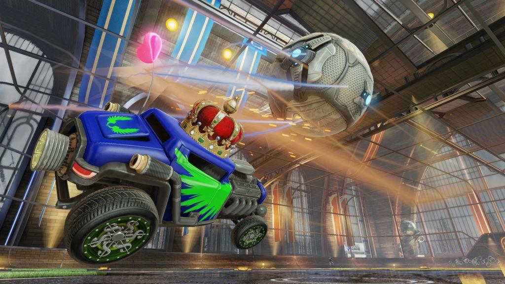 Rocket League Hot Wheels Triple Threat Free Download