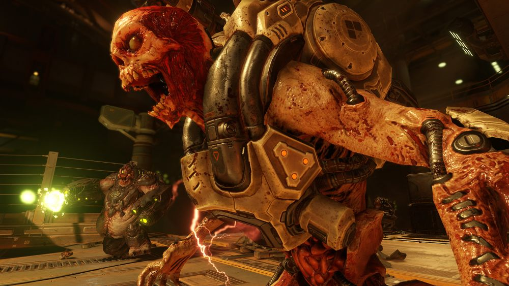 Doom (Nintendo Switch) - Kampagne
