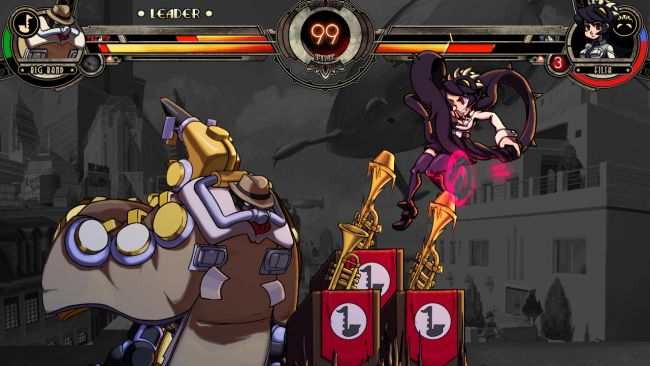 Skullgirls: 2nd Encore - Screenshots - Bild 27