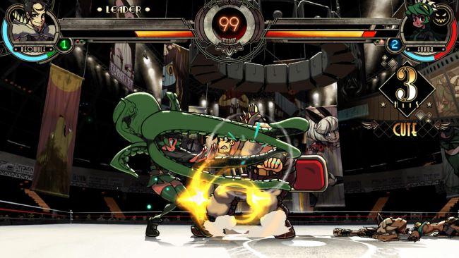 Skullgirls: 2nd Encore - Screenshots - Bild 9