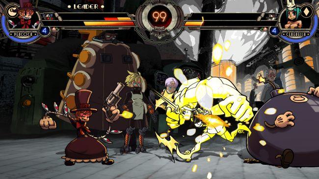 Skullgirls: 2nd Encore - Screenshots - Bild 21