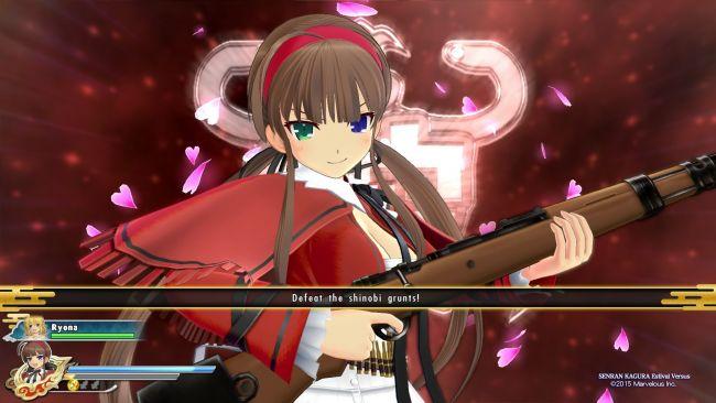Senran Kagura Estival Versus - Screenshots - Bild 4