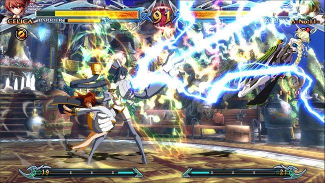 BlazBlue: Chrono Phantasma Extend - Screenshots - Bild 1
