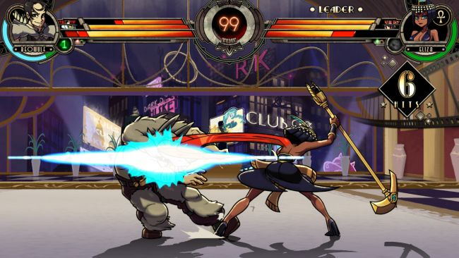 Skullgirls: 2nd Encore - Screenshots - Bild 23