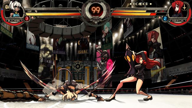 Skullgirls: 2nd Encore - Screenshots - Bild 5