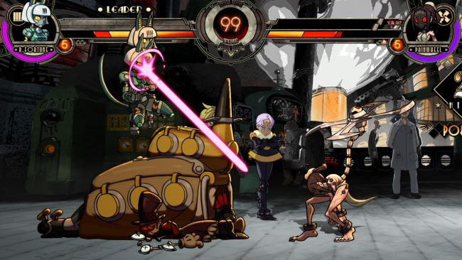 Skullgirls: 2nd Encore - Screenshots - Bild 7