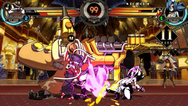 Skullgirls: 2nd Encore - Screenshots - Bild 15