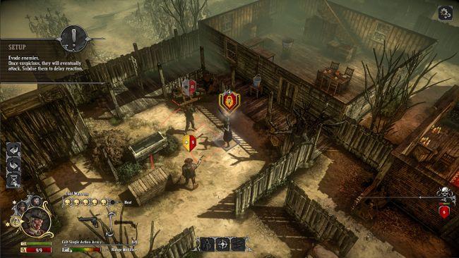 Hard West - Screenshots - Bild 7